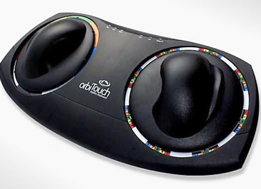 OrbiTouch Keyless Keyboard